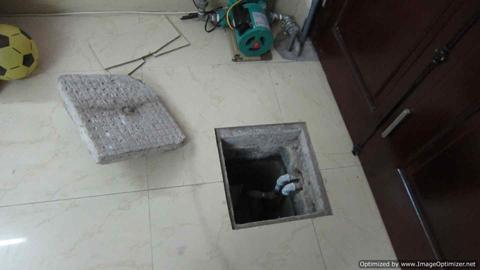 Chống thấm bể nước ngầm