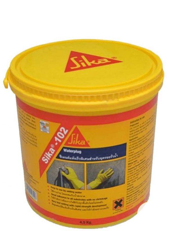 Vật liệu chống thấm tốt Sika 102