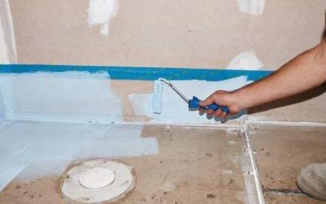 chống thấm nhà vệ sinh bằng sơn chống thấm
