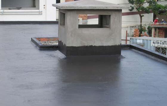 Chống thấm tại Cầu Giấy – Chống thấm mái nhà