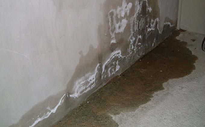 Kỹ thuật chống thấm tại Tây Hồ - Chống thấm tầng hầm