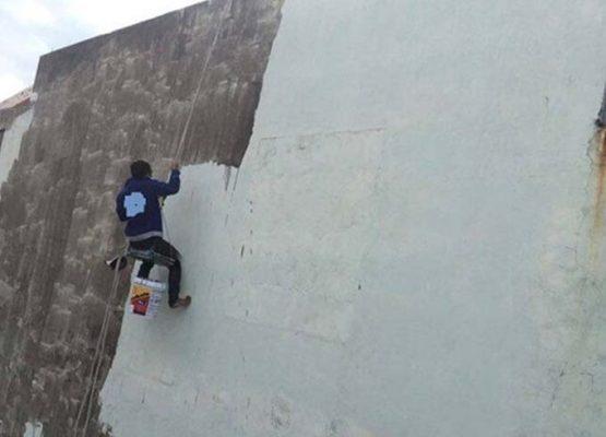 chống thấm tường nhà bằng sơn