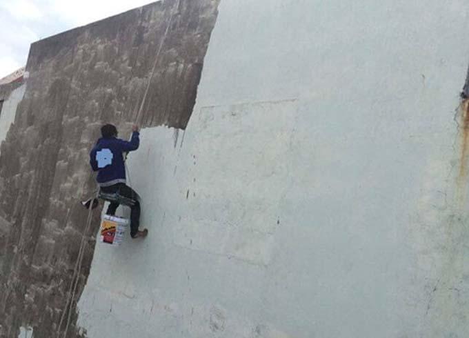 kinh nghiệm chống thấm tường nhà