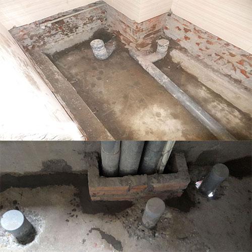 Phương pháp chống thấm dột nhà vệ sinh - kỹ thuật chống thấm