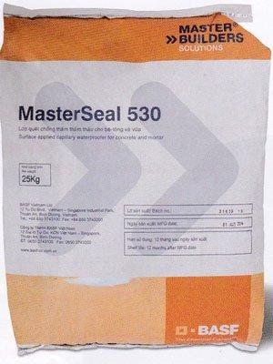 Vật liệu chống thấm tốt MasterSeal 530