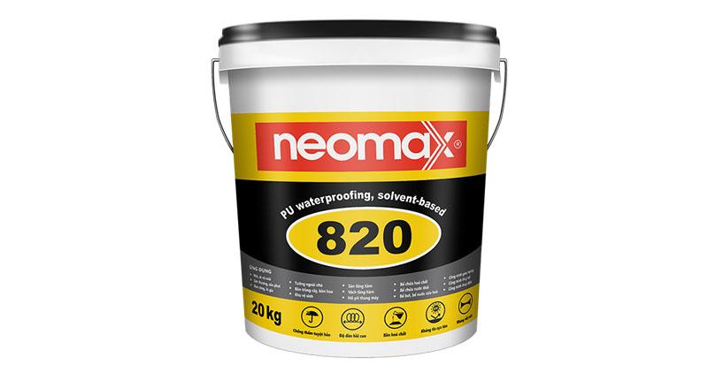 Keo chống thấm Neomax 820