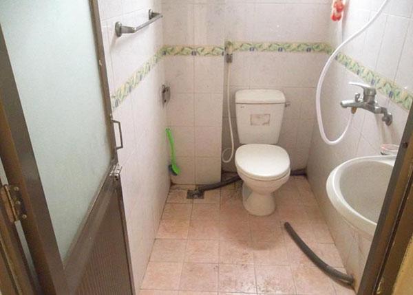 Chống thấm nhà vệ sinh năm 2021