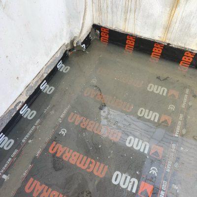 Chống thấm sàn mái tại Từ Liêm