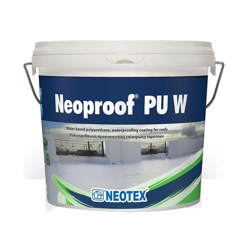 Chất chống thấm sàn mái Neoproof Pu w