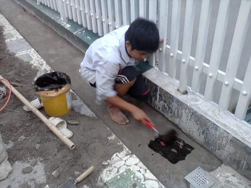 Chống thấm tại Thanh Trì Hà Nội