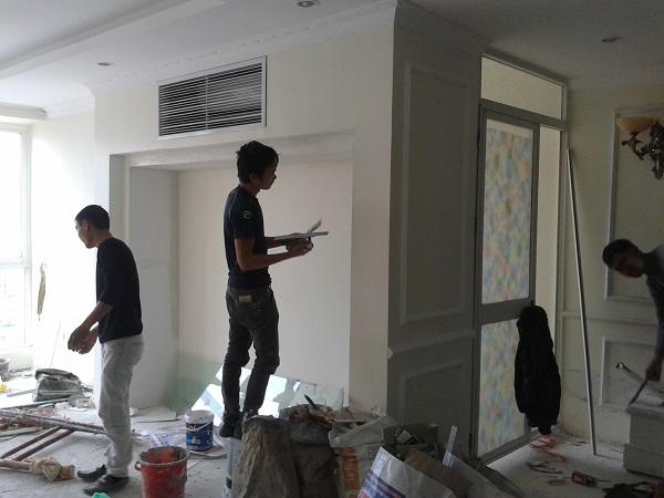 Sửa nhà tại Hà Nội 7