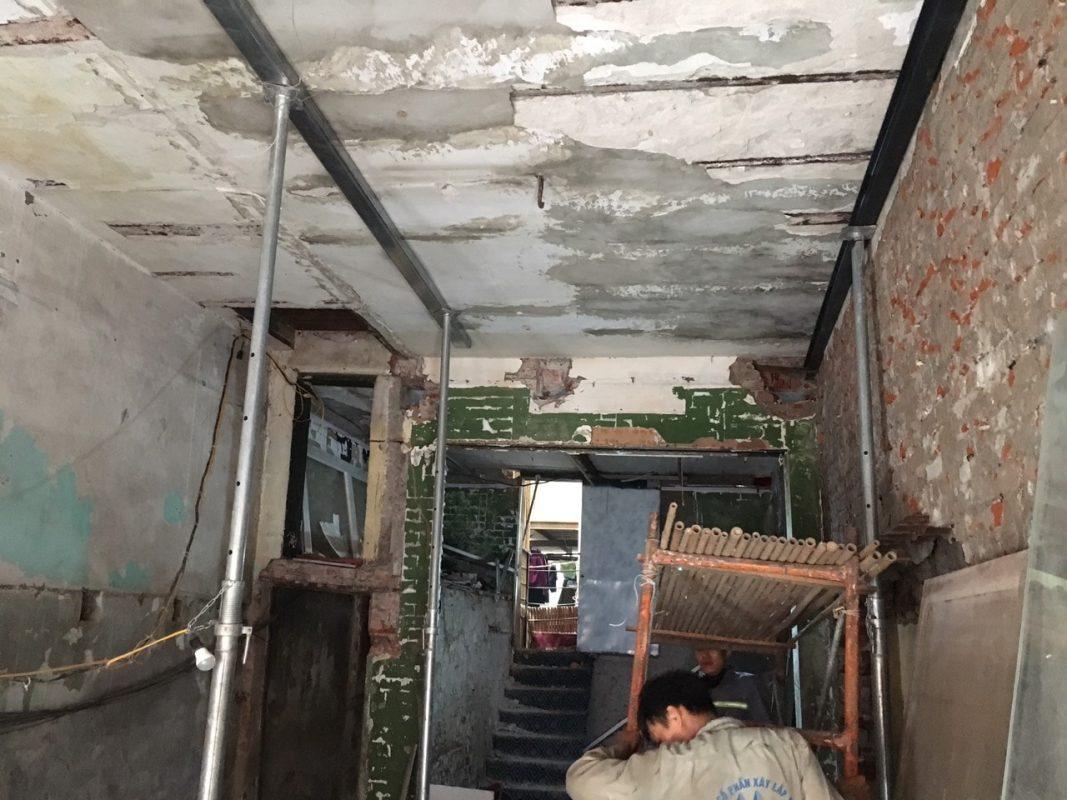 Sửa chữa cải tạo nhà trọn gói tại Hà Nội