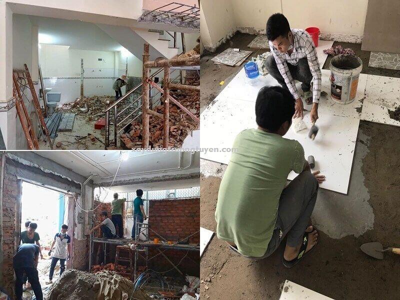 Sửa nhà tại Hà Nội 1