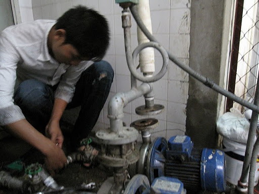 Sửa chữa điện nước tại Nam Từ Liêm