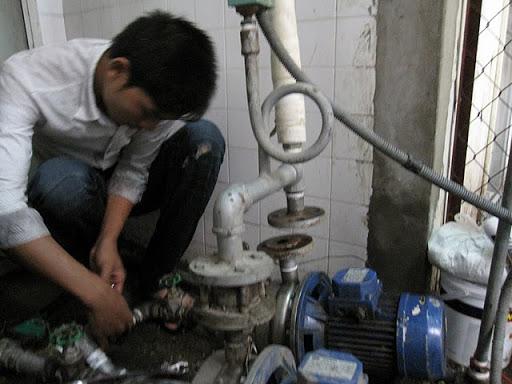 Sửa chữa điện nước tại Ba Đình 1