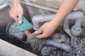 Sửa chữa máy bơm tại Hà Nội 2