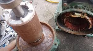 Sửa chữa máy bơm tại Hà Nội 3
