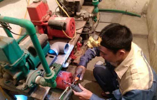 Sửa điện nước tại Trung Kính