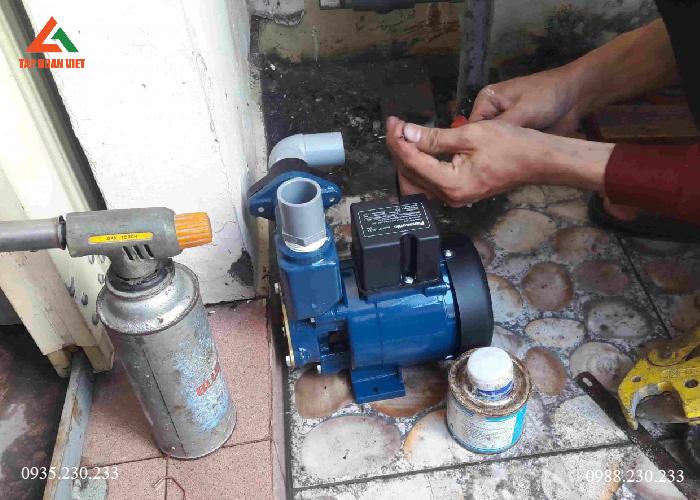 Sửa điện nước tại Phúc Diễn