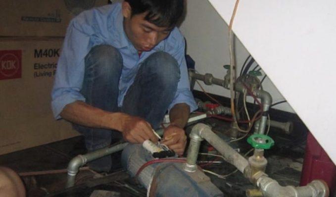 Sửa điện nước tại Hoàng Quốc Việt