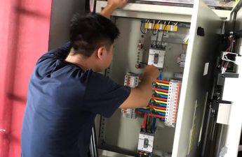 Sửa điện nước tại Quan Nhân